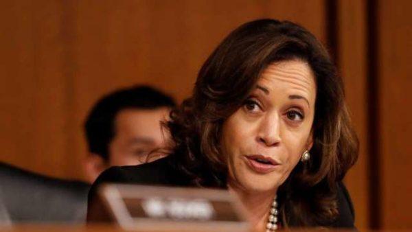 Indianorigin Senator Kamala Harris to fight 2020 US