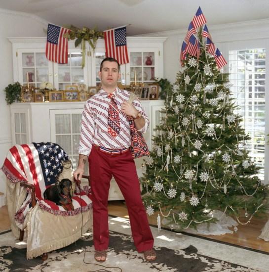 John Arsenault, Patriotic Overload