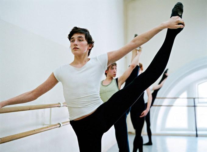 Rachel Papo, 6th class boys, Ballet, St Petersburg, Russia