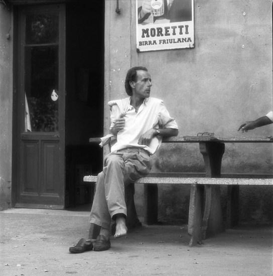 Jeannette Montgomery Barron, Enzo Cucchi