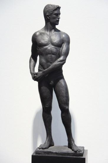 Mark Beard, Bruce Sargeant, Statue of an Athlete