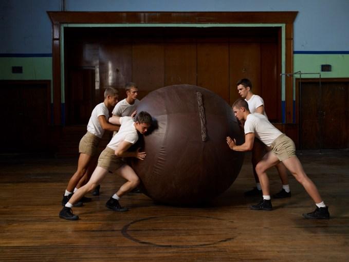 Luke Smalley, Push Ball
