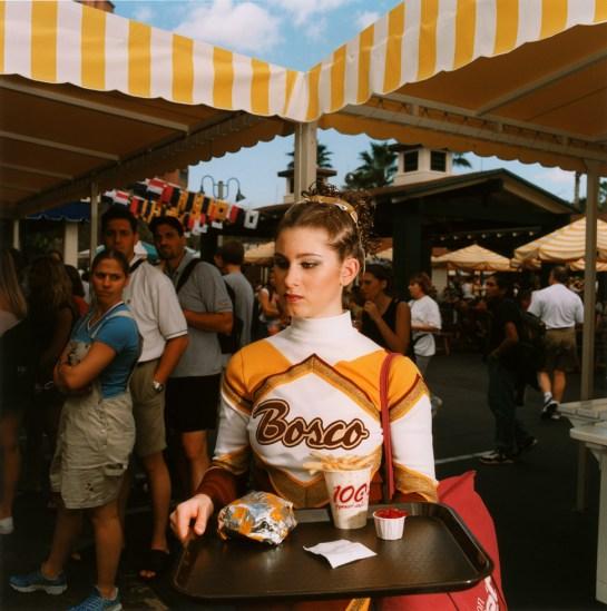 Brian Finke, Untitled (Cheerleading 115)