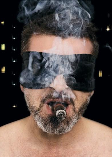 Frank Yamrus, untitled (Cigar)