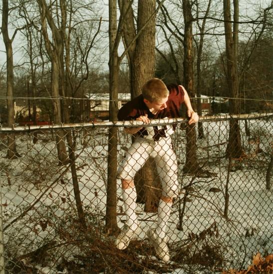 Brian Finke, Untitled (Football 99)