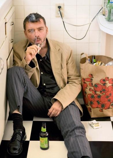 Frank Yamrus, untitled (Smoke)