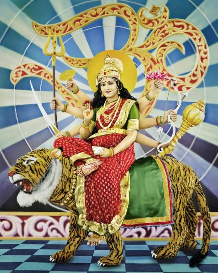 Manjari Sharma, Maa Durga