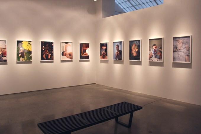 Frank Yamrus, I Feel Lucky, Exhibition