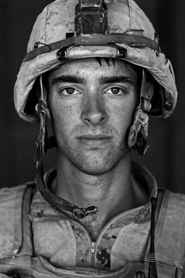 Louie Palu, Marines 009