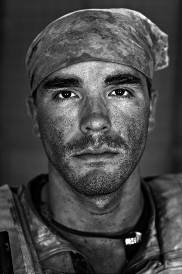 Louie Palu, Marines 011