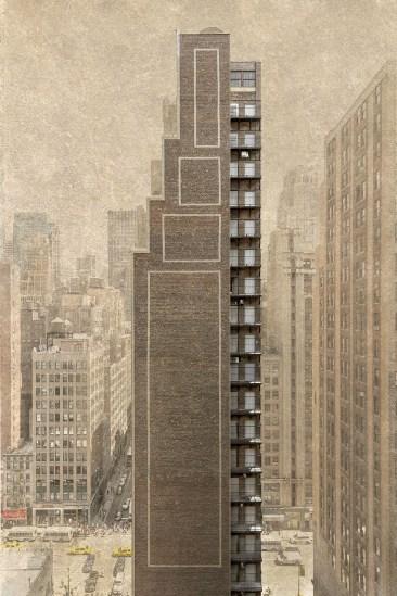 Marc Yankus, Stairs Building