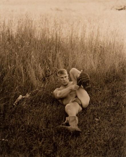 Walter Briski, Jr., Untitled (Daniel in Field)