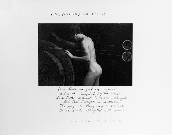 Duane Michals, The Nature of Desire