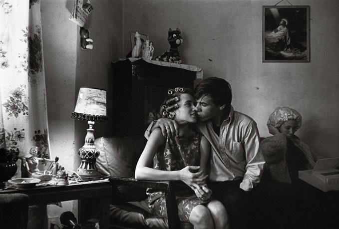 Danny Lyon, Kathy's Apartment