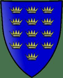 King Arthur's Later Shield