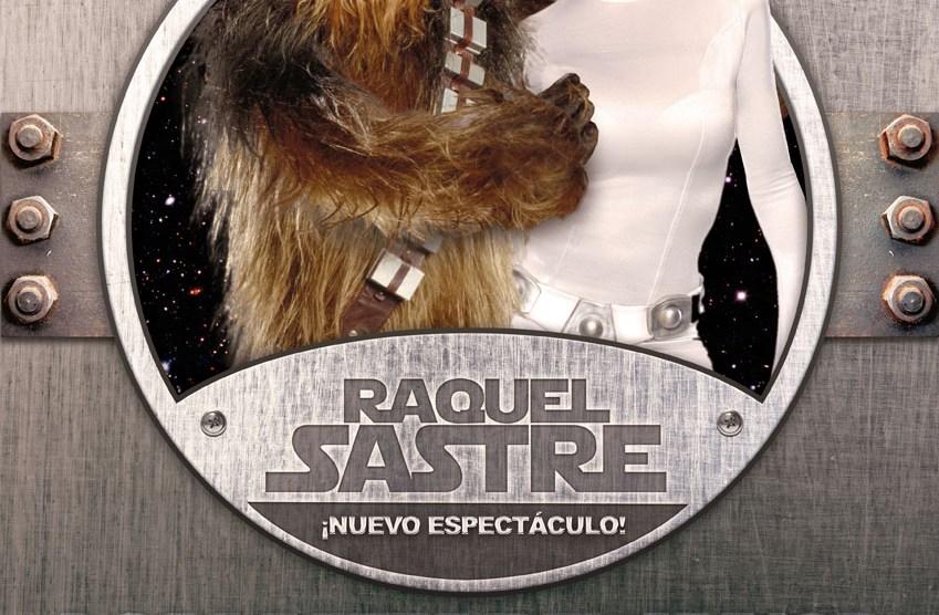 «Los límites del Humor Contraatacan» Raquel Sastre