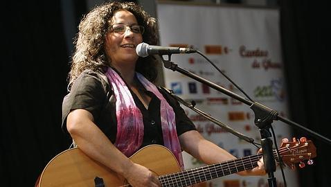 Inma Serrano. Sábado 30 de Septiembre