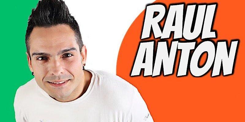 Raúl Antón «Chocolate sexy». Jueves 23 de Noviembre