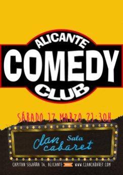 ALC comedy club marzo
