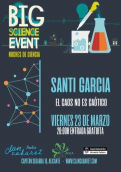 Noche de ciencia santi garcia