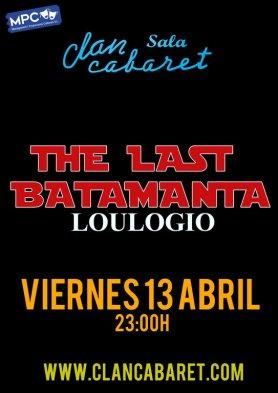 loulogio the last batamanta clan cabaret