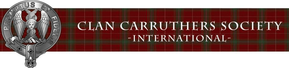 CLAN CARRUTHERS SOCIETY
