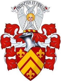 Chiefly Arms of Carruthers