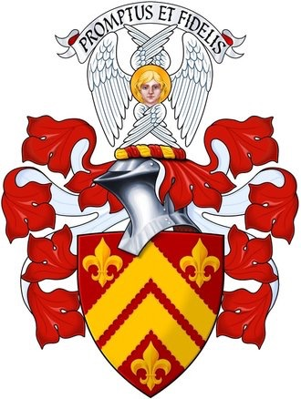 Chiefly Arms of Clan Carruthers
