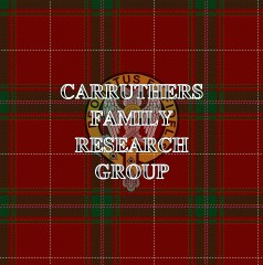 CARRUTHERS FAMILY RESEARCH GROUP