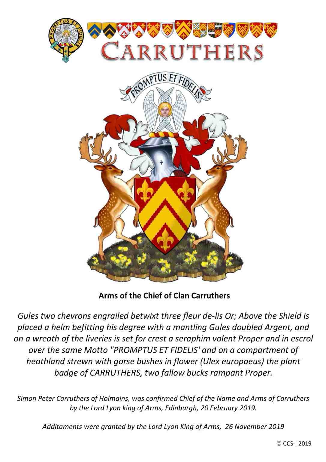 Chiefs Arms