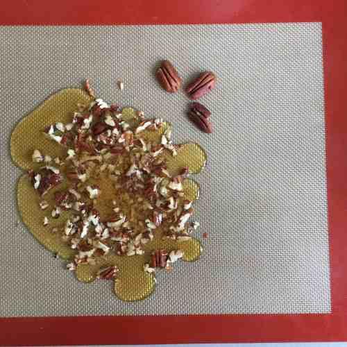 Caramel Pecan Brittle