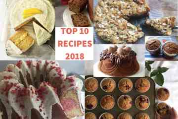 TOP 10 RECIPES 2018