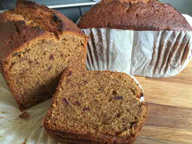 Date and Coffee loaves