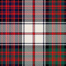 MacDonald dress colors registered 1815