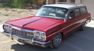 64 chev impala wagon