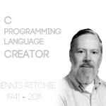 Dennis Ritchie - Creator of C Programming Language