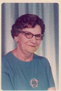 Andrella McKee Thomas