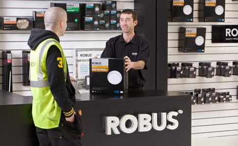 Robus available at Clanrye Electrical Supplies
