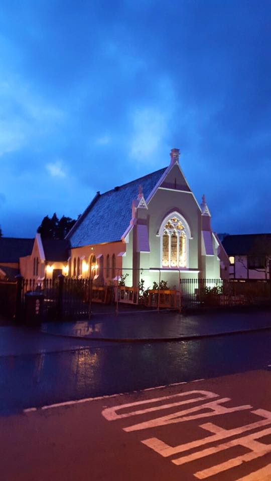 The Church Restaurant, Rostrevor Outside