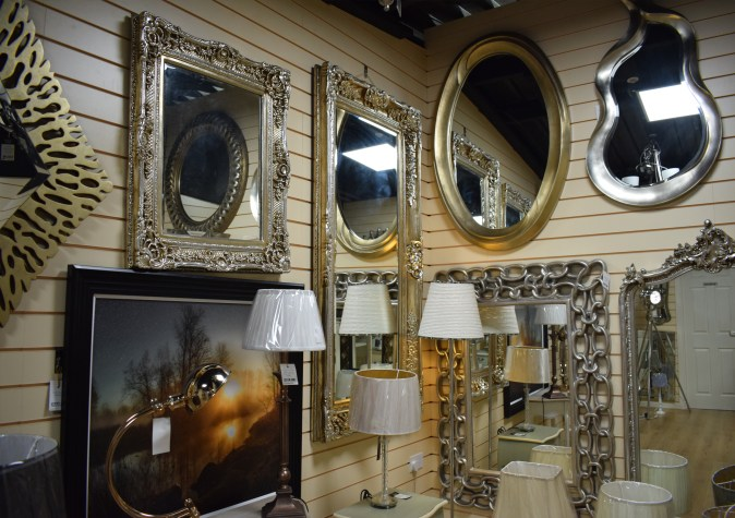 Collection of Traditional and Modern Wall Mirrors Newry