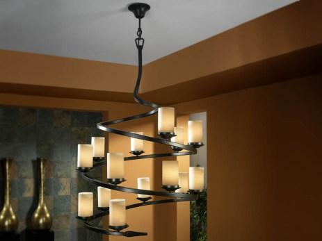 lampara-colgante-crisol-14-luces-forja-negra-cristal-schuller