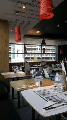 Red Cone Pendant Lights Resturants Newry Clanrye Lighting