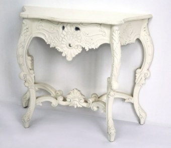2-Pharmore-Ornate-French-Style-Cream-PMR-Console-Table