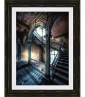 Framed Wall Art - Vintage Staircase | Pictures Newry