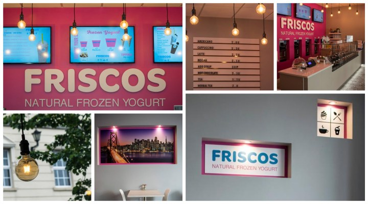 Frisco New Lighting