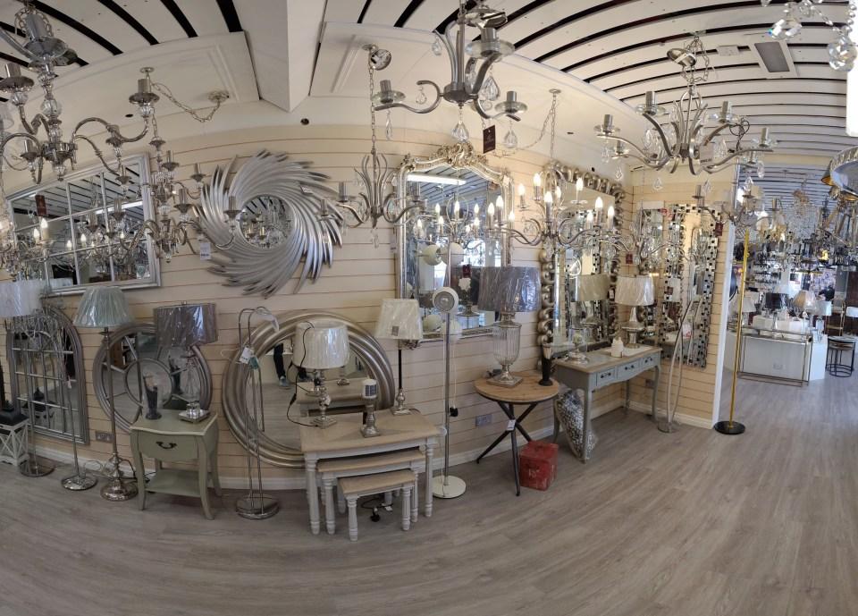 Luxury Lamps Chandelier  Newry