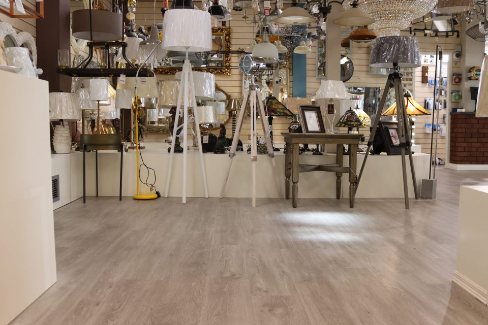 Free Standing Lamps Showroom Newry