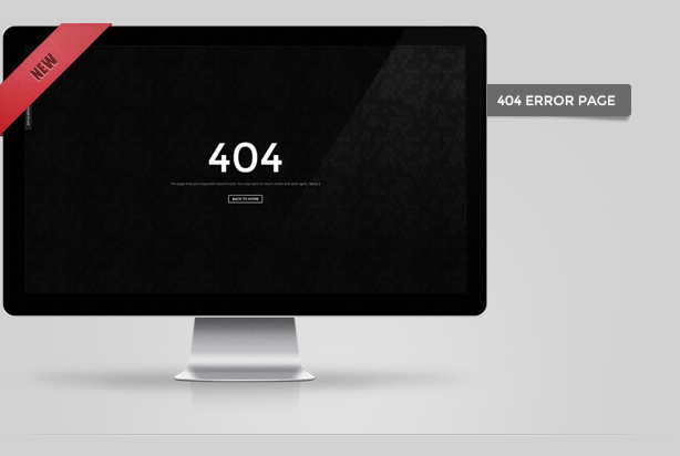 Newave - Responsive One Page Parallax Template - 7