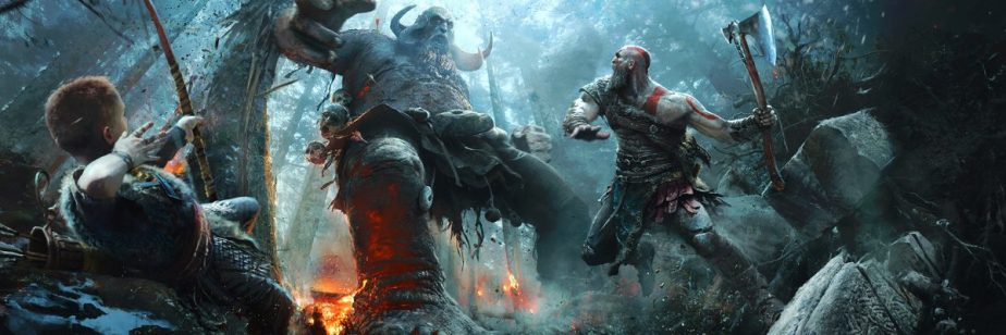 God of War's secret weapon: two dozen environmental artists  – clappr