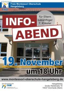 Montessori Oberschule Hangelsberg_Infoabend_19. November 2015